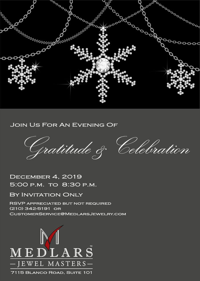 Party Invitation 2018 FRONT